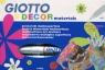 Flamastry Giotto Decor materials, 6 sztuk (453300 FIL)