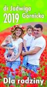 Kalendarz Dla rodziny dr Jadwiga Górnicka KR2 Górnicka Jadwiga
