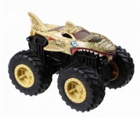 Hot Wheels: Monster Trucks Bush Ups - Pojazd z Kraksą Leopard Shark (GCF94/GCF98)
