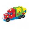 Magic Truck Basic śmieciarka kontener (36330)