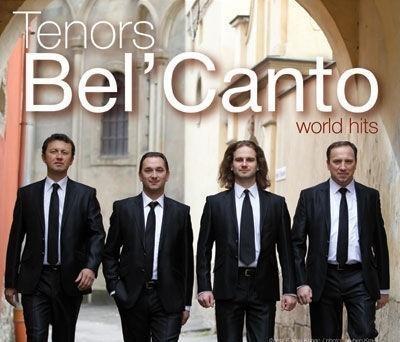 Tenors Bel 'Canto. World Hits praca zbiorowa