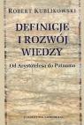 Definicje i rozwój wiedzy / KUL Kublikowski Robert