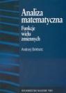 Analiza matematyczna Funkcje wielu zmiennych (Uszkodzona okładka)