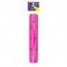 Linijka elastyczna 20 cm różowa STRIGO