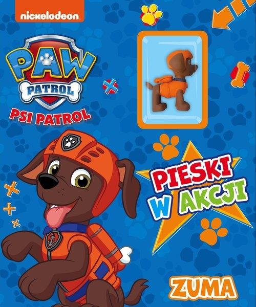 Psi Patrol. Pieski w Akcji. Zuma praca zbiorowa