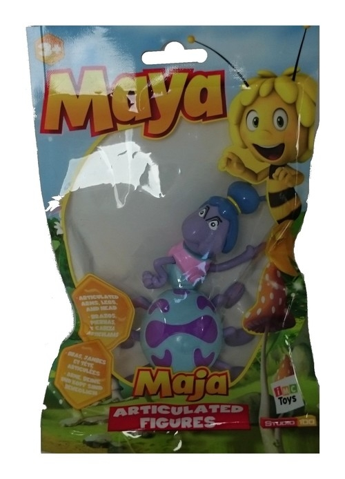 Pszczółka Maja figurka w saszetce Tekla