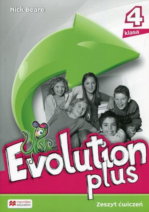 Evolution Plus 4 Zeszyt ćwiczeń Beare Nick