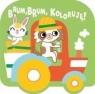 Brum, brum, koloruję! - Traktor praca zbiorowa
