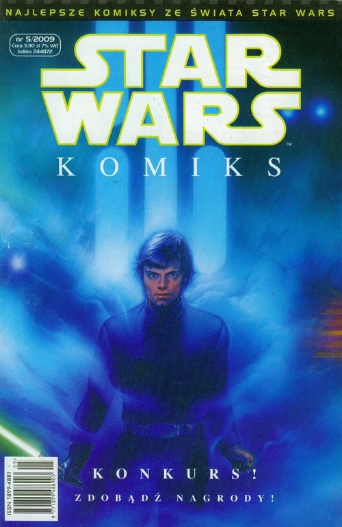 Star Wars Komiks 5/2009