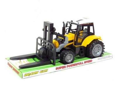 Traktor Bigtoys sztaplarka (BA1305)
