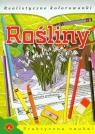 Realistyczne kolorowanki Rośliny