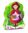 Puzzle postaciowe Czerwony Kapturek (DJ07230)