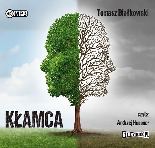 Kłamca (Audiobook) Białkowski Tomasz