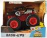 Hot Wheels: Monster Trucks Bush Ups - Pojazd z Kraksą Bone Shaker (GCF94/GCF95)