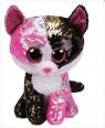 Maskotka Beanie Boos Flippables: Malibu - cekinowy kot 24 cm (36430)