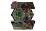 Bakugan: Armored Alliance. Zestaw startowy - Dragonoid Ultra, Trox, Hydorous