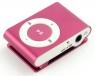 Odtwarzacz mini MP3 malinowy