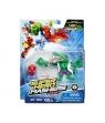 Super Hero Mashers Micro Marvels lizard
