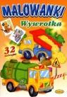 Malowanki - Wywrotka