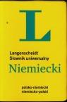 Langenscheidt Słownik Uniwersalny Niemiecki - 2014 Piotr Krzemiński, Dr. Anke-Steinmann