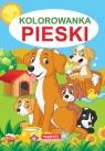 Kolorowanka - Pieski