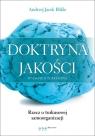 Doktryna jakości Rzecz o turkusowej samoorganizacji Blikle Andrzej Jacek