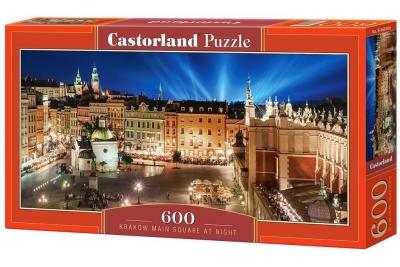 Puzzle Krakow, Rynek Główny 600 (B-060306)