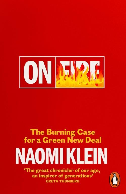 On Fire Klein Naomi