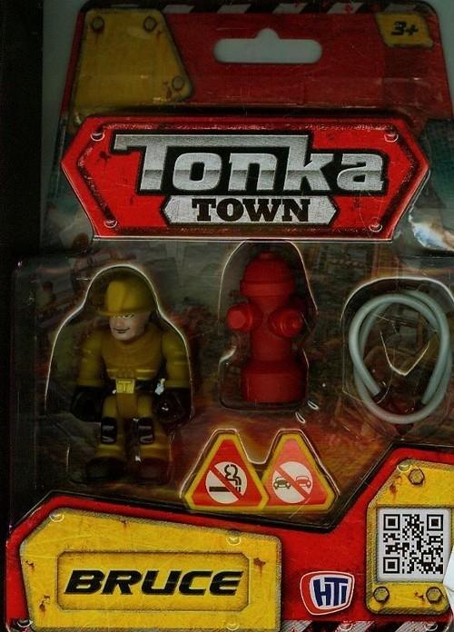 Tonka Town Bruce z akcesoriami