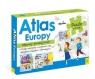 Atlas Europy Atlas Plakat z mapą