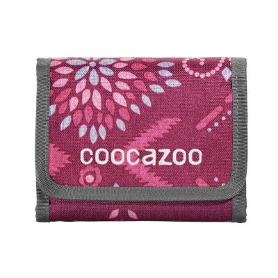 COOCAZOO portfel CashDash II, kolor: Tribal Melange