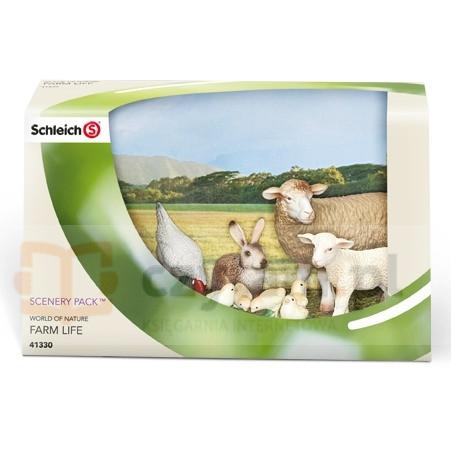 Sceneria, Zwierzęta na farmie (41330)