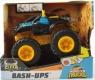 Hot Wheels: Monster Trucks Bush Ups - Pojazd z Kraksą Steer Clear (GCF94/GKD30)