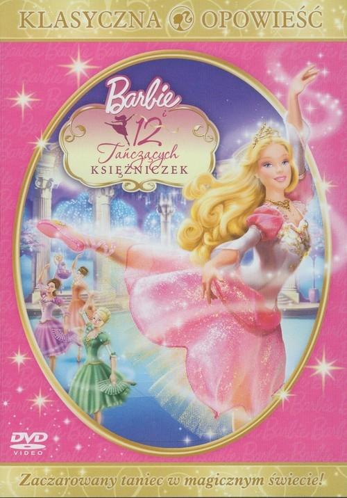 Barbie i 12 tańczących księżniczek Clif Ruby, Elana Lesser