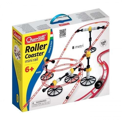 Skyrail Roller Coaster mini rail 150 części (040-6430)