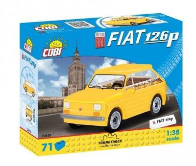 Cobi: Youngtimer Collection. Polski Fiat 126p (24530)