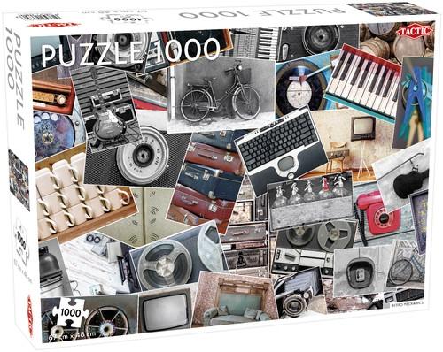 Puzzle Retro Mechanics 1000