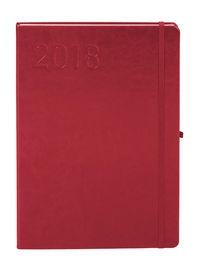 Kalendarz 2018 Formalizm A4 Tdw Czerwony