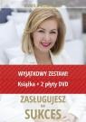 Zasługujesz na sukces! Zarób swój pierwszy...+2DVD Kamila Rowińska