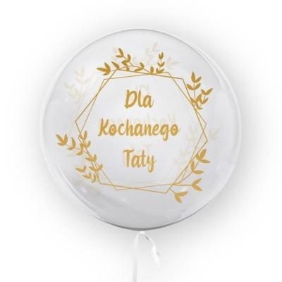 Tuban, balon 45 cm - Dla kochanego taty (TU 3709)