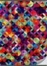 Zeszyt A5 w linie 32 kartki Mozaika