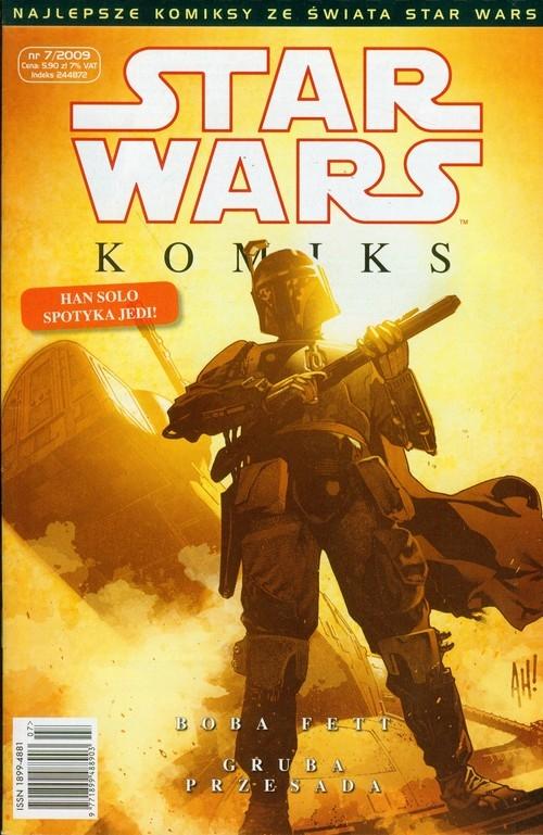 Star Wars Komiks 7/2009