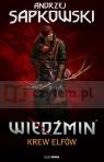 Wiedźmin Tom 3 Krew elfów (Uszkodzona okładka)
