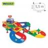 Kid Cars 3D - Garaż z trasą 5,5 m (53130)