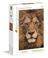 Puzzle Twarz lwa Lion face 500 (30230)