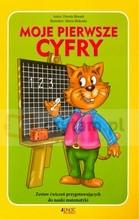 Moje pierwsze CYFRY Skwark Dorota