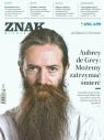 Znak 698-699 7-8/2013 Aubrey de Grey: Możemy zatrzymać śmierć