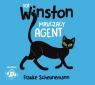 Kot Winston Mruczący agent  (Audiobook)