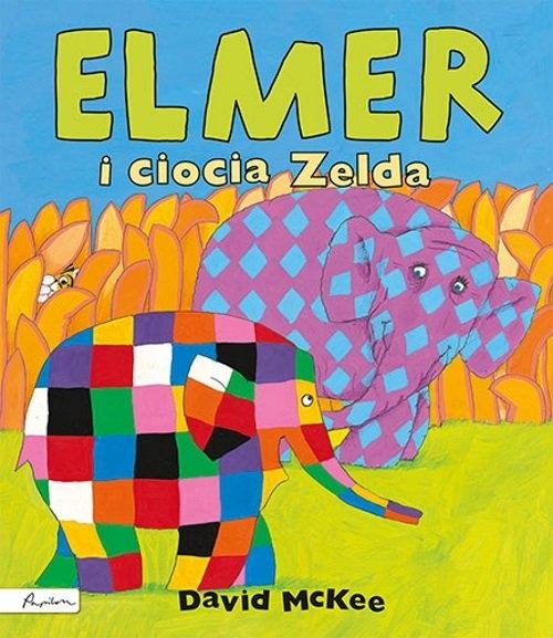 Elmer i ciocia Zelda McKee David