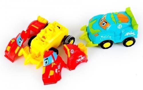 Auto osobowe wybuch 10cm